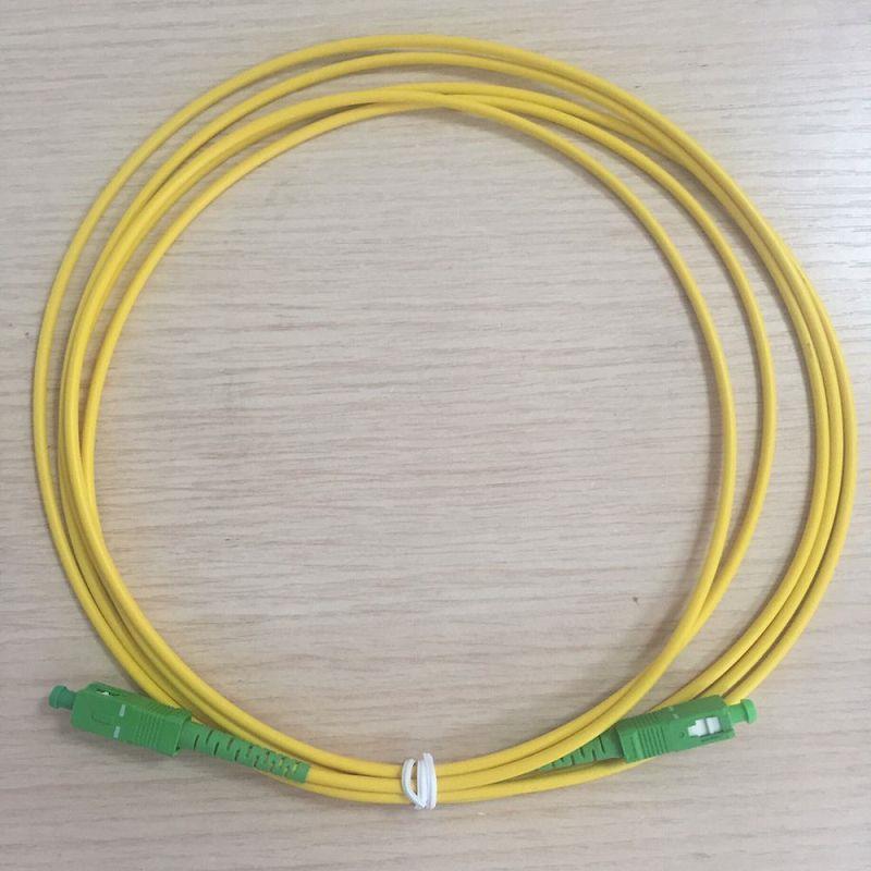 SC to SC Fiber Optic Cable