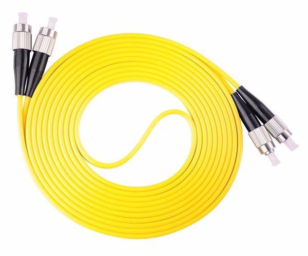 FTTH Optical FC SC Fiber Optic Patch Cord